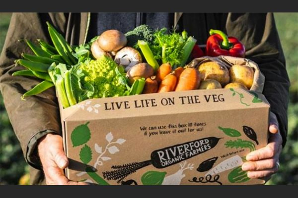 Riverford Organics Cooking Demo - 28th November